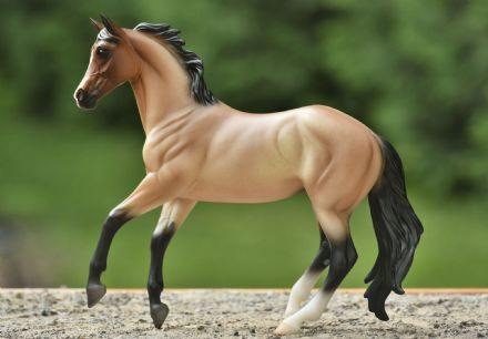 Breyer Bay Roan Stock Horse Classic